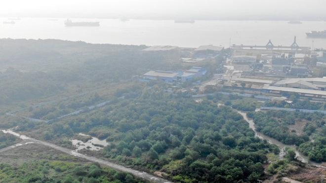 Con đường ven sông trị giá tỷ đô ở Sài Gòn nhìn từ trên cao - Ảnh 8.