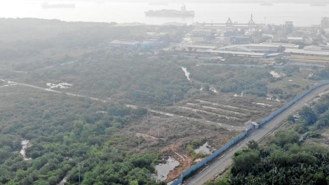 Con đường ven sông trị giá tỷ đô ở Sài Gòn nhìn từ trên cao - Ảnh 10.