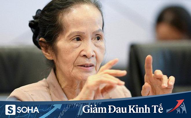 """Chuyên gia kinh tế Phạm Chi Lan: """"Trước đây Việt Nam coi mình là cô gái đẹp, giờ cô gái đã già rồi..."""""""