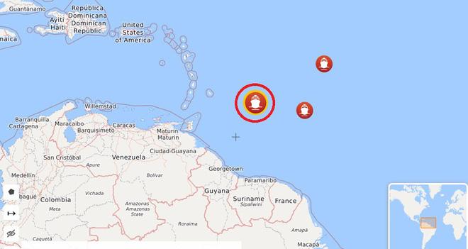 NÓNG: Máy bay, tàu chiến Mỹ ồ ạt xuất kích, trận sinh tử có thể sắp bắt đầu - Quân đội Venezuela hạ quyết tâm chiến đấu, bảo vệ tàu dầu Iran - Ảnh 15.