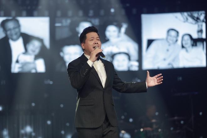 Đăng Dương song ca cùng cố NSND Trần Khánh trên sóng truyền hình - Ảnh 3.