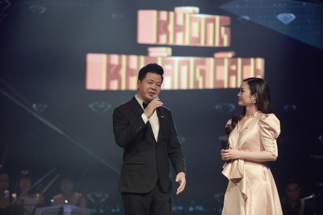 Đăng Dương song ca cùng cố NSND Trần Khánh trên sóng truyền hình - Ảnh 4.