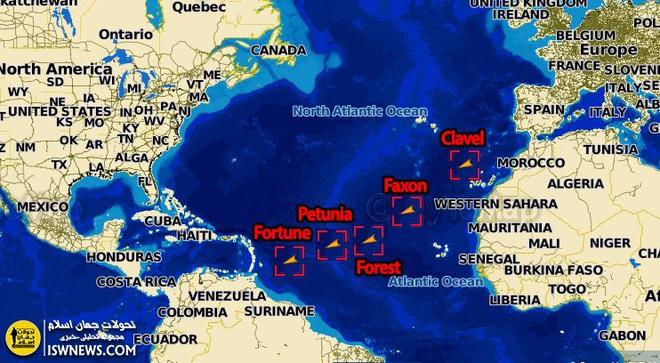 NÓNG: Máy bay, tàu chiến Mỹ ồ ạt xuất kích, trận sinh tử có thể sắp bắt đầu - Quân đội Venezuela hạ quyết tâm chiến đấu, bảo vệ tàu dầu Iran - Ảnh 19.