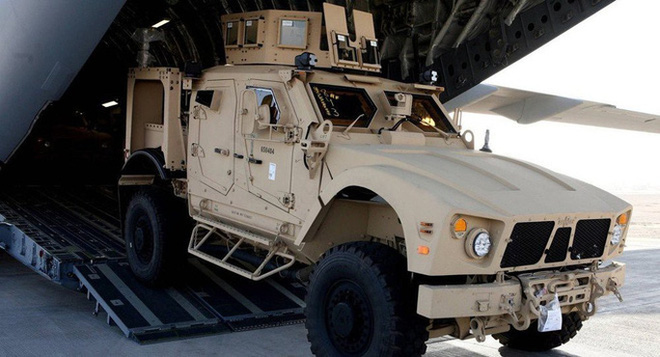 UAE được tẩy trắng dù vũ khí Mỹ lọt vào trong tay địch? - ảnh 1