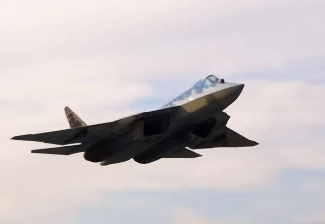 Trung Quốc dìm hàng Su-57 Nga: Chỉ xứng là tiêm kích thế hệ 4! - Ảnh 1.