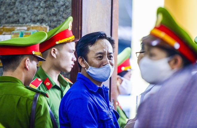 Xét xử gian lận thi cử tại Sơn La: Cựu Phó Phòng PA03 khai không có nhận thức gì khi được nhờ xem điểm - Ảnh 6.
