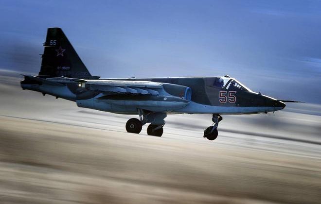 Su-25KM: Bọ Cạp nguy hiểm được phát triển để tiêu diệt chính vũ khí Nga - Ảnh 1.