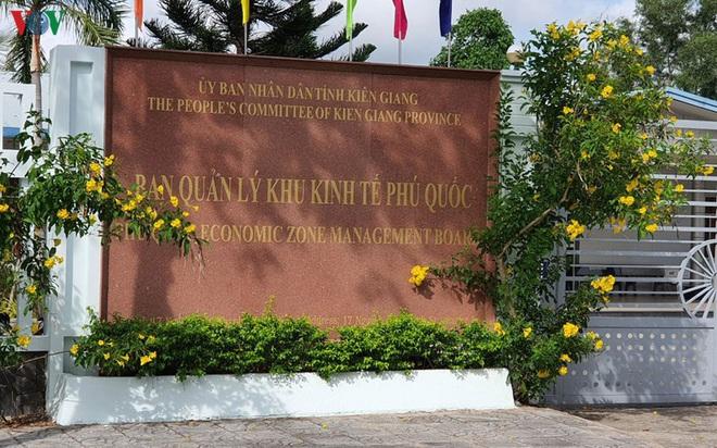 Sai phạm ở BQL Khu kinh tế Phú Quốc tỉnh chỉ đạo khắc phục ra sao? - Ảnh 1.