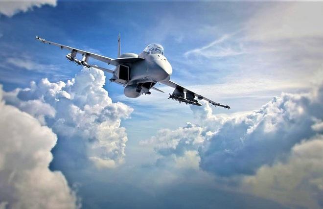 """Tiêm kích hạm đa năng F/A-18 lại """"sốt"""" trở lại? - ảnh 9"""