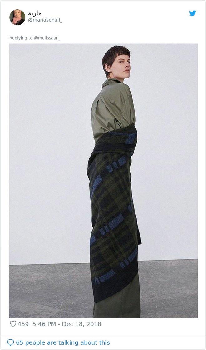 Dân mạng khóc thét khi mua sắm online đồ Zara vì tư thế khó đỡ của người mẫu chụp tại nhà - Ảnh 5.