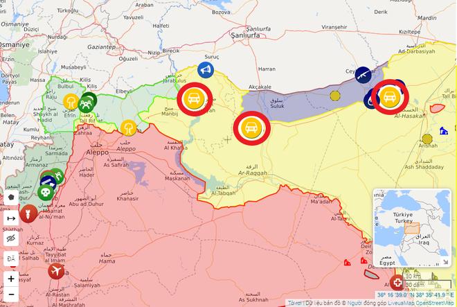 Tên lửa Nga hạ nhục biểu tượng CNQP Thổ Nhĩ Kỳ - Hải quân Mỹ khai hỏa trước cửa ngõ Iran, Trung Đông dậy sóng - Ảnh 1.