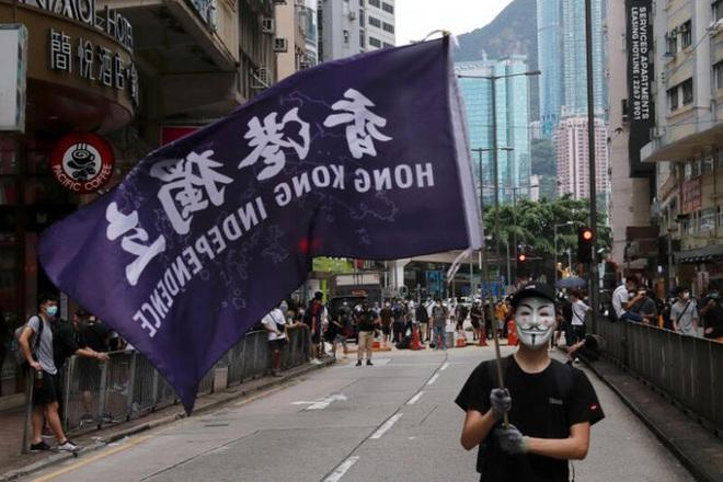 Nhà Trắng dọa trừng phạt Trung Quốc vì dự luật Hồng Kông - Ảnh 2.