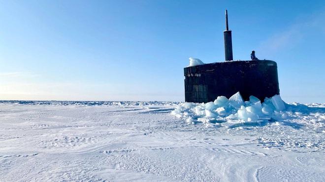 """Mỹ """"giật mình"""" trước triển vọng liên minh Nga-Trung tại Bắc Cực - Ảnh 2."""