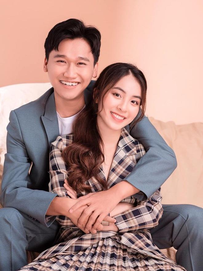 Trần Vân lên tiếng chuyện dẫn Xuân Nghị về nhà gặp bố mẹ ăn cơm ra mắt - Ảnh 1.
