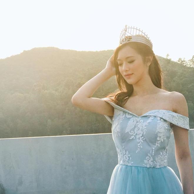 Hoa hậu Hong Kong hẹn hò thiếu gia sòng bạc Macau: Gia thế khủng và gợi cảm cỡ nào? - Ảnh 5.