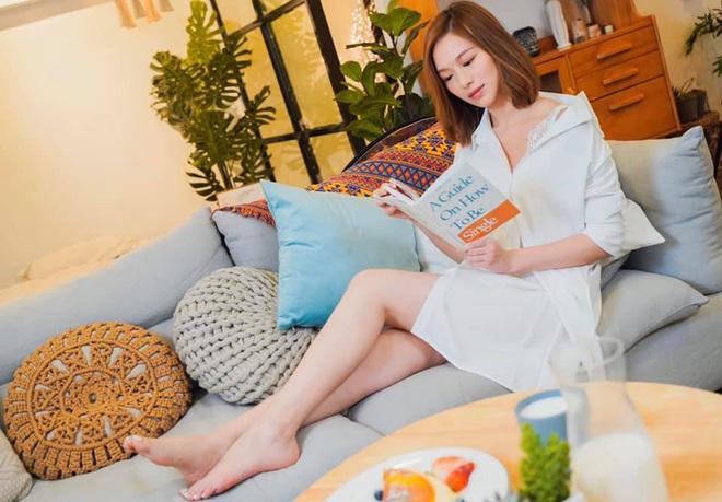 Hoa hậu Hong Kong hẹn hò thiếu gia sòng bạc Macau: Gia thế khủng và gợi cảm cỡ nào? - Ảnh 21.