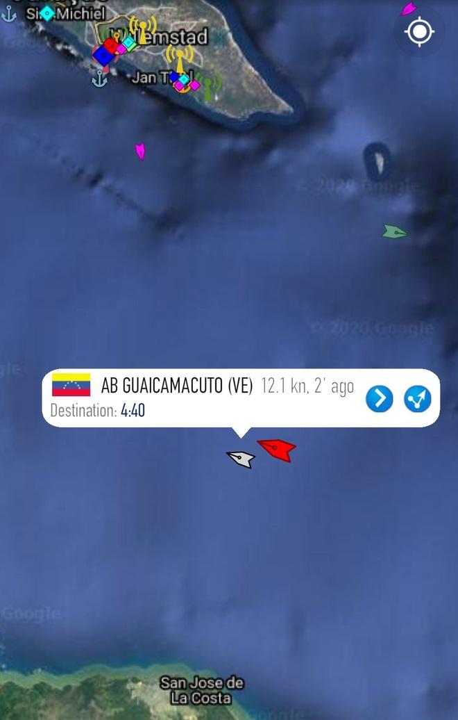 NÓNG: Liên tiếp đột phá, tỷ số sắp là 3-0, Venezuela-Iran dẫn trước - Cái gọi là vòng vây của Hải quân Mỹ rách toang? - Ảnh 11.