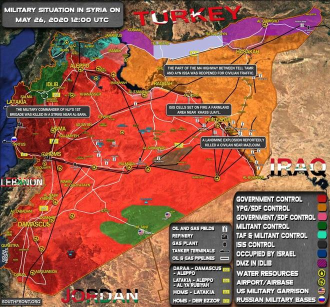 """S-400 chặn đứng đòn tấn công của Israel vào các mục tiêu Iran ở Syria - Đầu não KQ Nga tại Khmeimim bị uy hiếp: Kẻ nào """"to gan""""? - Ảnh 1."""