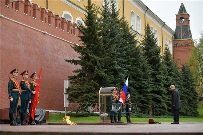 Nga quyết định duyệt binh kỷ niệm 75 năm Ngày Chiến thắng phát-xít vào 24/6  - Ảnh 2.