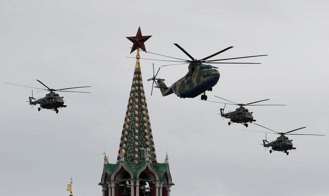 Nga quyết định duyệt binh kỷ niệm 75 năm Ngày Chiến thắng phát-xít vào 24/6  - Ảnh 3.