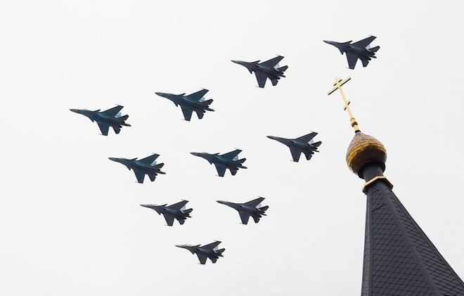 Nga quyết định duyệt binh kỷ niệm 75 năm Ngày Chiến thắng phát-xít vào 24/6  - Ảnh 4.