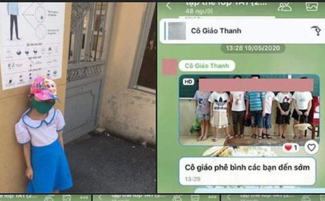 """Chủ tịch quận Ngô Quyền, Hải Phòng: """"Học sinh bé cần bênh vực, bảo vệ và che chở"""""""