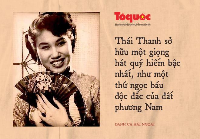 Ở Việt Nam, tôi nghĩ, chỉ một người xứng đáng được xưng tụng là Diva, đó là cô Thái Thanh! - Ảnh 4.
