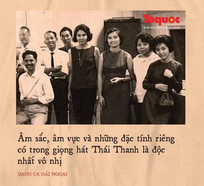 Ở Việt Nam, tôi nghĩ, chỉ một người xứng đáng được xưng tụng là Diva, đó là cô Thái Thanh! - Ảnh 6.