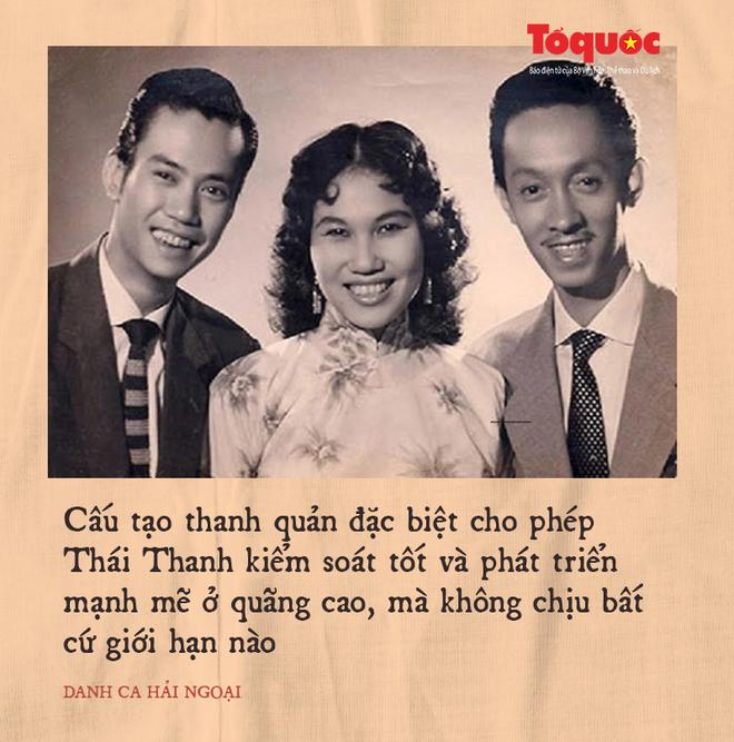 Ở Việt Nam, tôi nghĩ, chỉ một người xứng đáng được xưng tụng là Diva, đó là cô Thái Thanh! - Ảnh 7.
