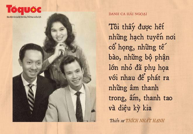 Ở Việt Nam, tôi nghĩ, chỉ một người xứng đáng được xưng tụng là Diva, đó là cô Thái Thanh! - Ảnh 9.