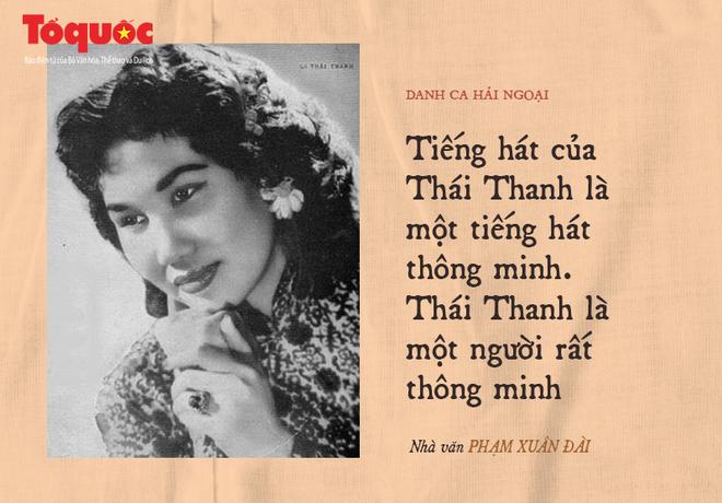 Ở Việt Nam, tôi nghĩ, chỉ một người xứng đáng được xưng tụng là Diva, đó là cô Thái Thanh! - Ảnh 11.