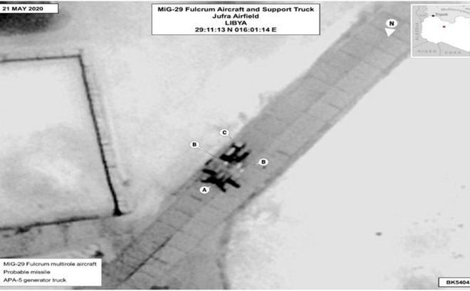 """Tố cáo Nga ồ ạt can thiệp vào chiến sự Libya, QĐ Mỹ """"hứng gạch đá"""" của truyền thông Arab"""