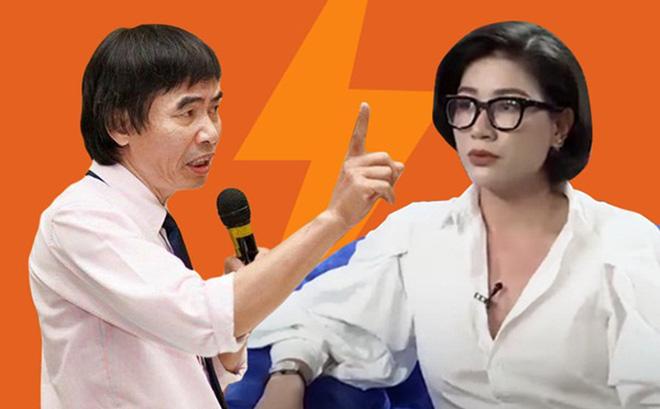 Tiến sĩ Lê Thẩm Dương: Ngồi trước Trang Trần, tôi không dám nói nhiều