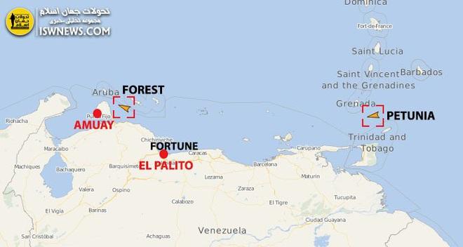 NÓNG: 3-0, Iran và Venezuela dẫn trước ngoạn mục trước hạm đội hùng hậu HQ Mỹ - Dấu hiệu tàu khóa đuôi bị chặn bắt? - Ảnh 29.