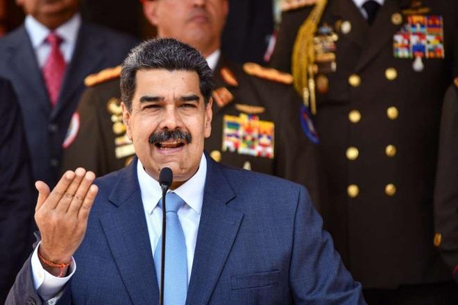 NÓNG: 3-0, Iran và Venezuela dẫn trước ngoạn mục trước hạm đội hùng hậu HQ Mỹ - Dấu hiệu tàu khóa đuôi bị chặn bắt? - Ảnh 21.