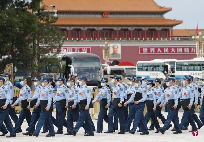 Hé lộ tình thế dầu sôi giữa Mỹ-Trung: Tín hiệu nóng từ dàn tướng lĩnh Quân giải phóng - Ảnh 2.