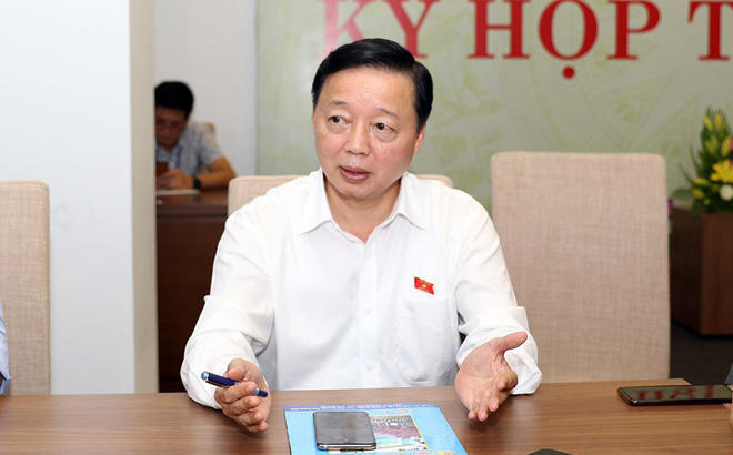 """Bộ trưởng Trần Hồng Hà: Không loại trừ việc người nước ngoài """"núp bóng"""" thuê, mua đất có vị trí trọng yếu"""