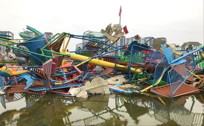 Vụ cưỡng chế công viên nước Thanh Hà: Kiến nghị xử lý trách nhiệm lãnh đạo quận Hà Đông - Ảnh 1.