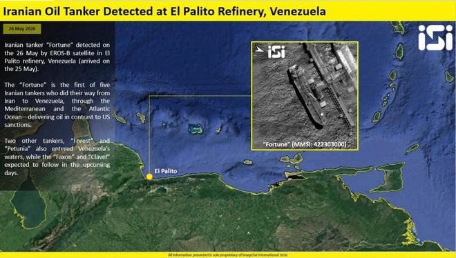 NÓNG: 3-0, Iran và Venezuela dẫn trước ngoạn mục trước hạm đội hùng hậu HQ Mỹ - Dấu hiệu tàu khóa đuôi bị chặn bắt? - Ảnh 3.