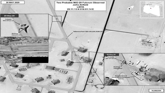 Tố cáo Nga ồ ạt can thiệp vào chiến sự Libya, QĐ Mỹ hứng gạch đá của truyền thông Arab - Ảnh 1.