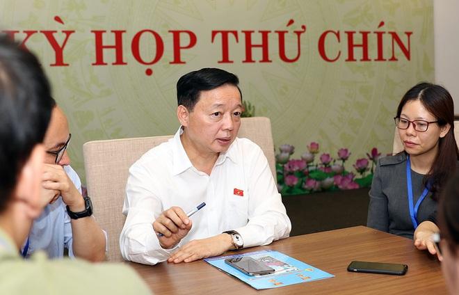 """Bộ trưởng Trần Hồng Hà: Không loại trừ việc người nước ngoài """"núp bóng"""" thuê, mua đất có vị trí trọng yếu - Ảnh 1."""