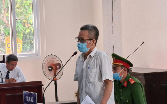 Cựu Bí thư thị xã Bến Cát lĩnh án 10 năm tù giam