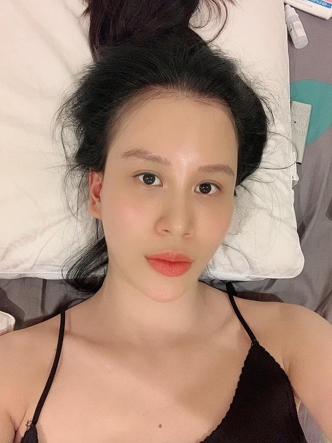 Sắc vóc vợ hai kém 8 tuổi của MC Thành Trung sau khi sinh đôi - Ảnh 7.