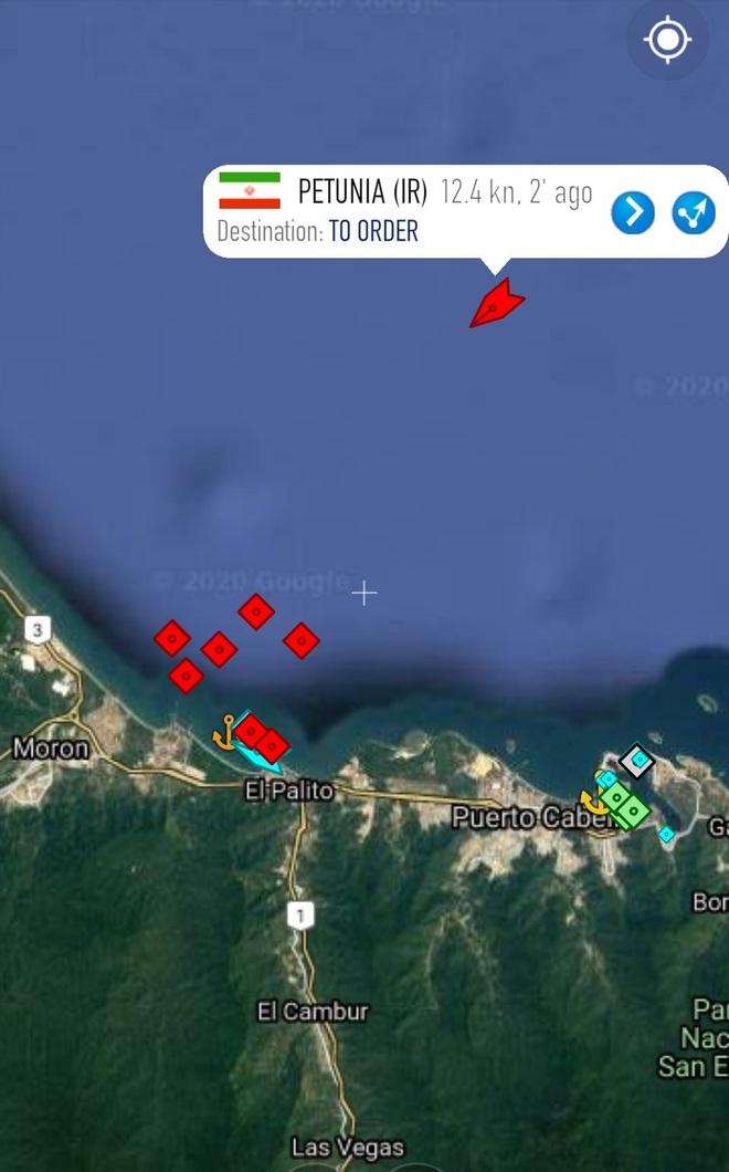 KQ Nga bất ngờ dồn dập xuất kích ở Syria sau nhiều tháng đợi cơ - Tàu dầu Iran tới Venezuela, bất chấp Mỹ đe tấn công - Ảnh 1.