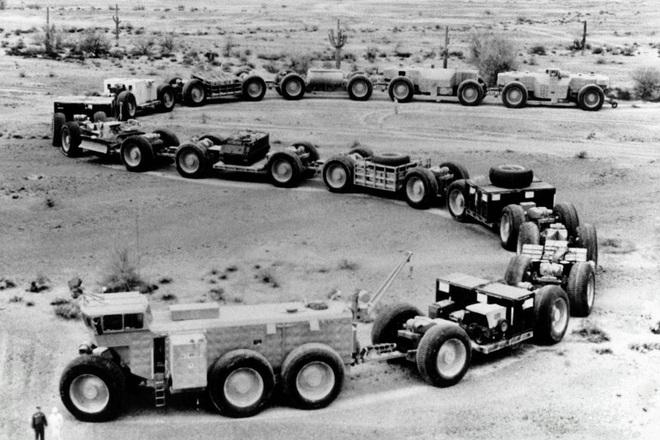 Truyền kỳ về xe lửa mặt đất - những con quái vật được quân đội Mỹ sử dụng ở vùng Cực Bắc - Ảnh 5.