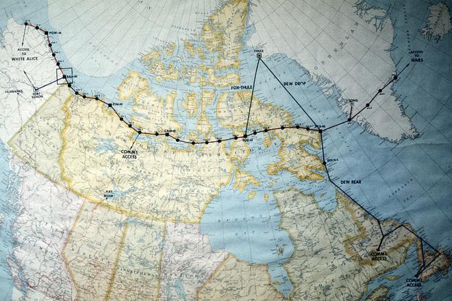 Truyền kỳ về xe lửa mặt đất - những con quái vật được quân đội Mỹ sử dụng ở vùng Cực Bắc - Ảnh 1.