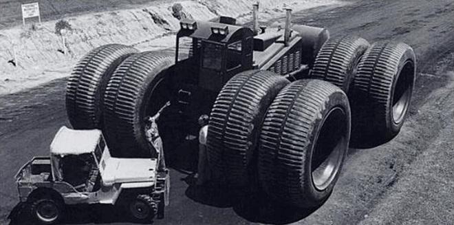 Truyền kỳ về xe lửa mặt đất - những con quái vật được quân đội Mỹ sử dụng ở vùng Cực Bắc - Ảnh 2.