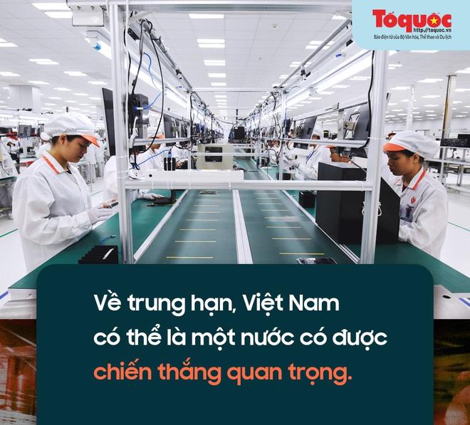 Việt Nam ở đâu trong cuộc đua tái định hình chuỗi cung ứng toàn cầu hậu đại dịch? - Ảnh 1.