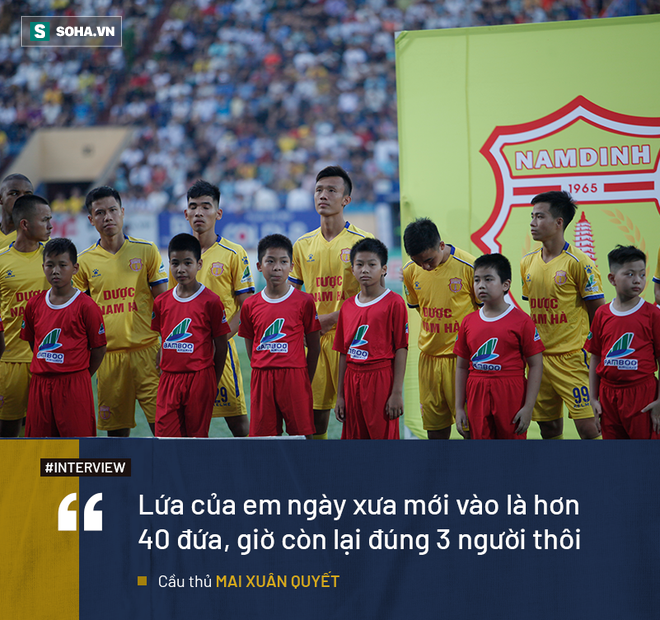 Ký ức về lò xay cầu thủ Việt Nam và hành trình khốc liệt đi từ giải cấp xã lên V.League - Ảnh 3.