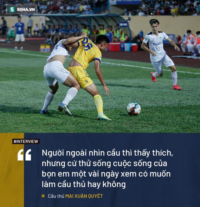 Ký ức về lò xay cầu thủ Việt Nam và hành trình khốc liệt đi từ giải cấp xã lên V.League - Ảnh 5.